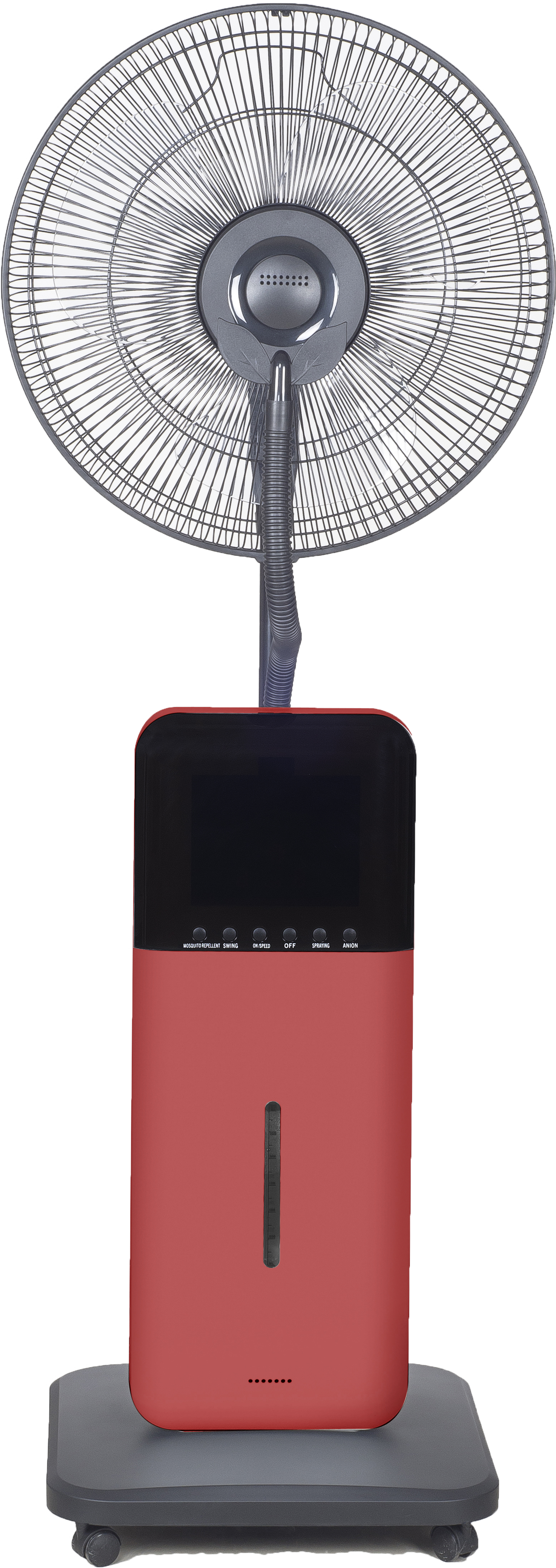 CoolZone by SUNHEAT CZ500 Ultrasonic Dry Misting Fan with Bluetooth Technology